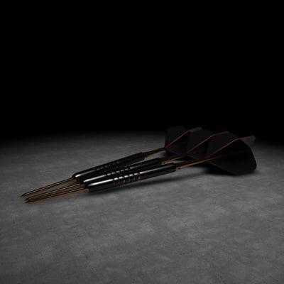 darts 3d c4d