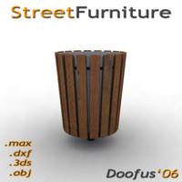 maya street furniture