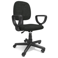 office computer chair 3ds