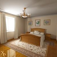 maya bedroom