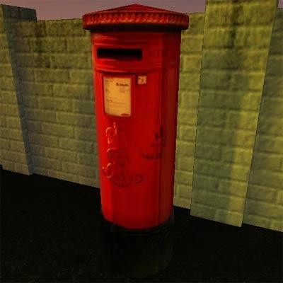 pillarbox count 3d model