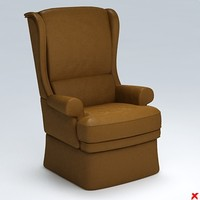 Lounge chair006.ZIP