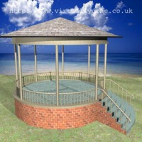 band stand 3d model