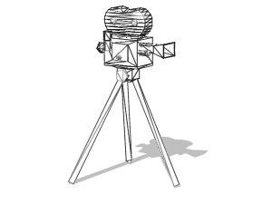 3ds movie camera
