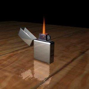 3d zippo burner