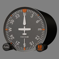 DG, Directional Gyro (Compass, Heading Indicator)