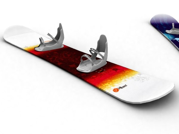 snowboards 3ds