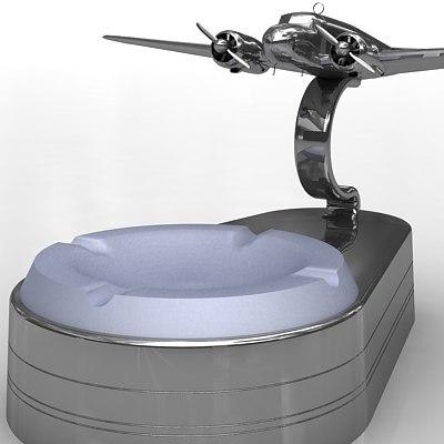 max ash ashtray