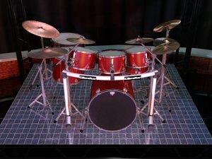 maya force 2000 drum sets
