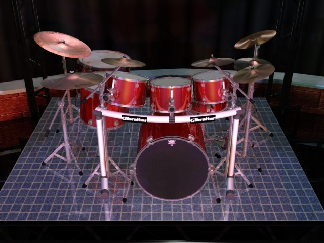 maya force 2000 drum sets