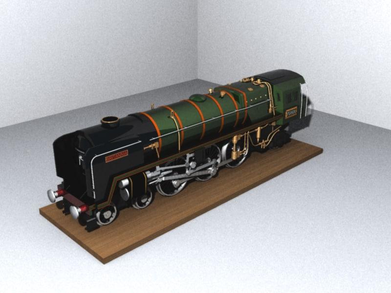maya brittannia steam engine