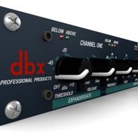 3d dbx mixer model