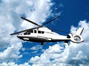 eurocopter ec-155b generic livery 3d model