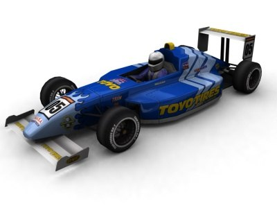 3d formula tr auto model