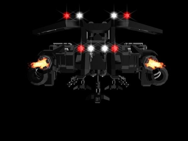 free max mode spacecraft