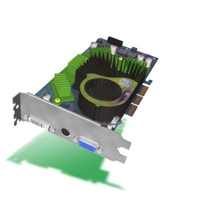 3d nvidia geforce fx video
