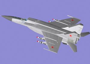 fighter jet 3d max