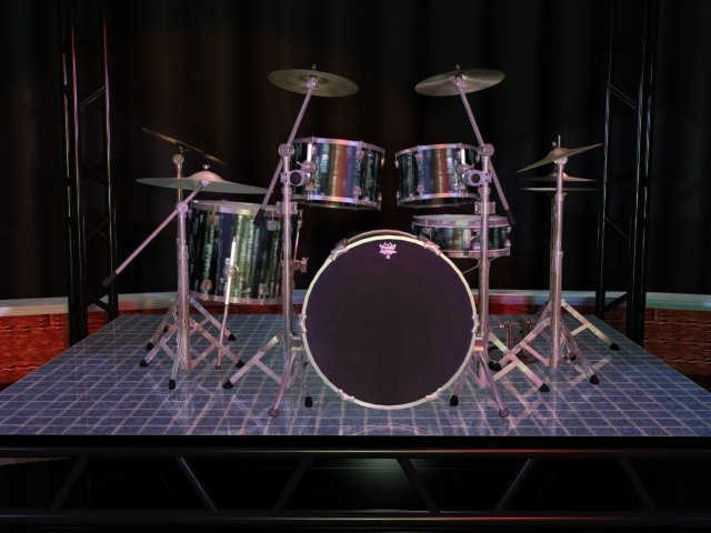 max force drum sets