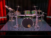 maya studio kit drum sets