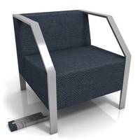 3d pacocapdell saxo armchair
