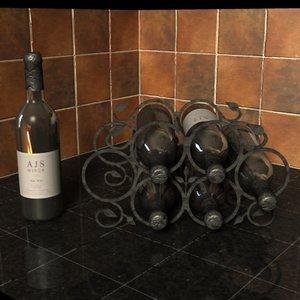 wine rack lwo