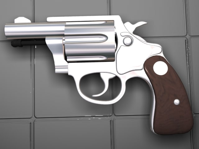 revolver pistol max