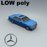 MercedesBenz S600 - max7 gmax 3ds