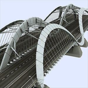3d enneus heerma bridge