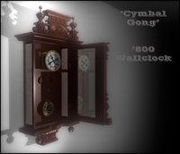 800 Wall Clock