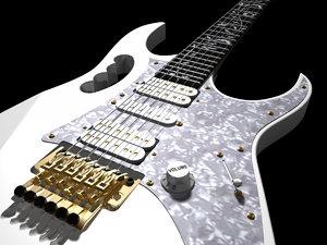 maya ibanez jem guitar