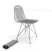 herman miller eames wire max
