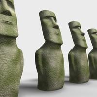 Moai_Model.max