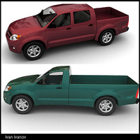 Toyota Hilux truck collection