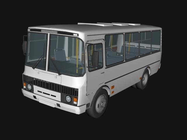 russian bus max