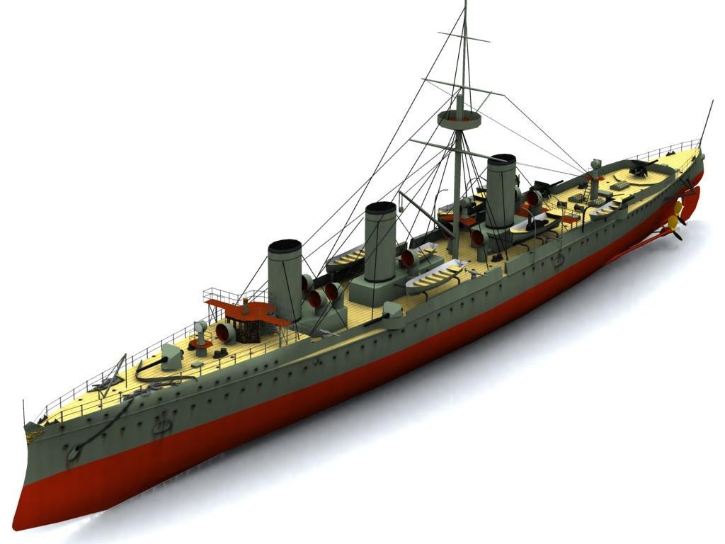 3d max cruiser