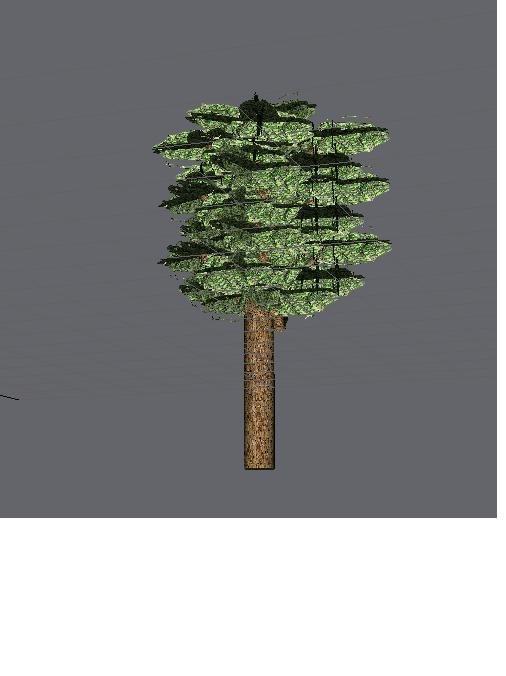 free tree 3d model