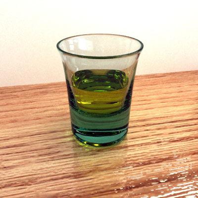 free max mode small glass