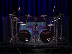 max gemini studio drum sets