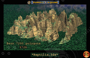 polygons 3d 3ds