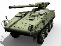 Stryker MGS (HP)