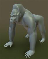 gorilla.obj