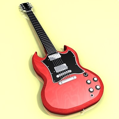 electric guitar gibson sg max