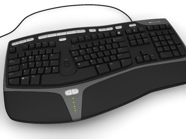 max keyboard
