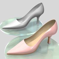Hi Heels Shoe