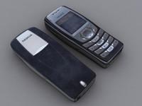 nokia 6610 mobile phone 3d ma
