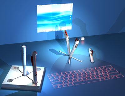 3d bluetooth pens computer nec