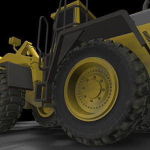 wheel loader max
