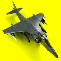 GR7 Harrier Jump Jet