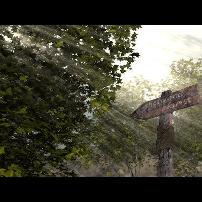 lightwave sherwood forest
