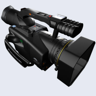 3d panasonic video camera model